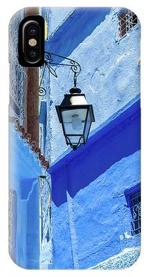 Chefchaouen Phone Cases