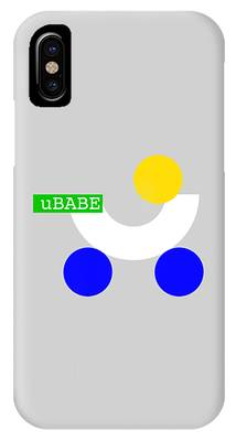 Stroll Babe IPhone Case