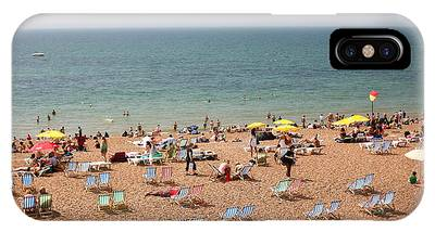 Oceanfront Photographs iPhone Cases