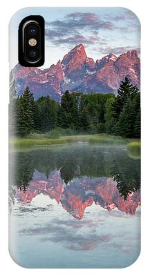 Sunrise At Schwabacher IPhone Case by Ronnie and Frances Howard