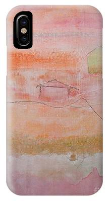 Sweet Suburbs IPhone Case by Kim Nelson