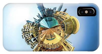 IPhone Case featuring the photograph The Amazing Burj Khalifa by Chris Cousins