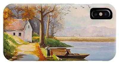 The Boat IPhone Case