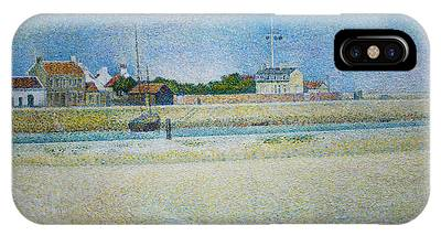 The Channel Of Gravelines Grand Fort Philippe IPhone Case