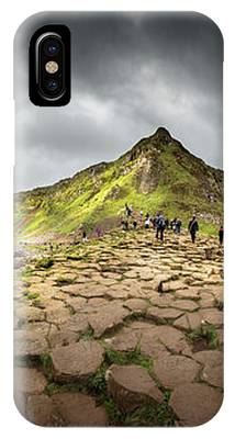 The Giants Causeway IPhone Case by Chris Cousins