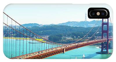 The Golden Gate Bridge I IPhone Case