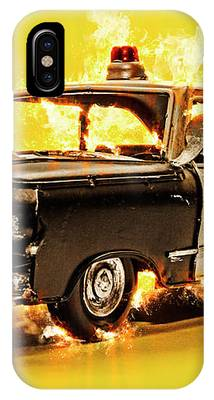 The Heat IPhone Case by Jorgo Photography - Wall Art Gallery