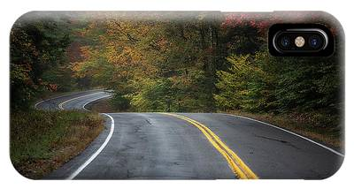 IPhone Case featuring the photograph The Road To Friends Lake by Brad Wenskoski