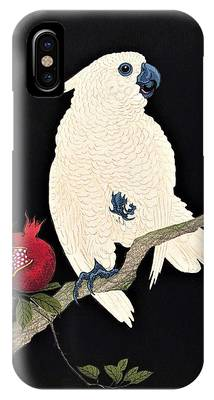 Cockatoo Phone Cases