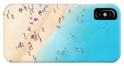 Sunbathing Phone Cases