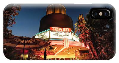 Tower Theater- IPhone Case