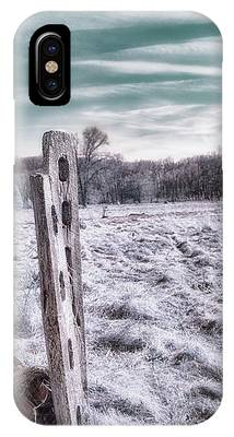 Two Posts IPhone Case