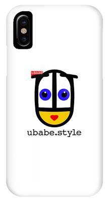 Ubabe De Stijl IPhone Case
