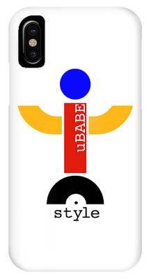 uBABE Dude IPhone Case