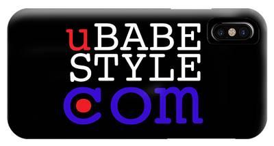 Ubabe Style Dot Com IPhone Case