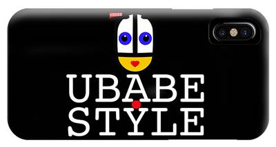 Ubabe Style Url IPhone Case