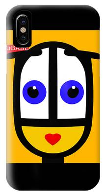 Ubabe Sun IPhone Case