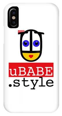 Ubabe T Shirt IPhone Case