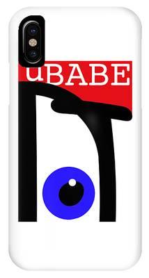 uBABE IPhone Case