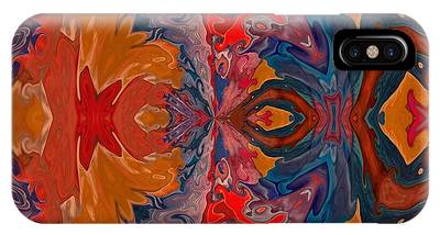 IPhone Case featuring the digital art Vanlove by A zakaria Mami