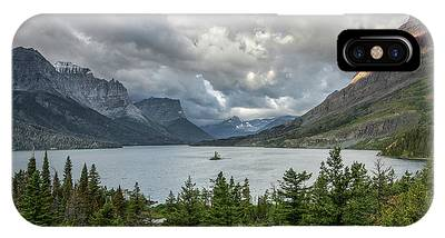 IPhone Case featuring the photograph Wild Goose by Ronnie and Frances Howard