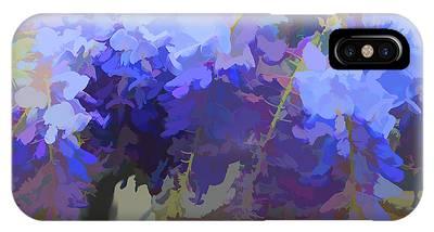 Wisteria Colours IPhone Case