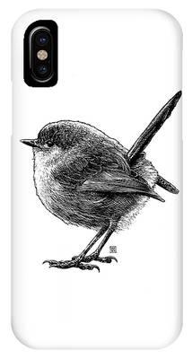 Wren IPhone Case