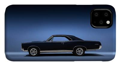 Muscle Car iPhone Cases