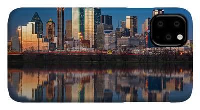 Dallas iPhone Cases