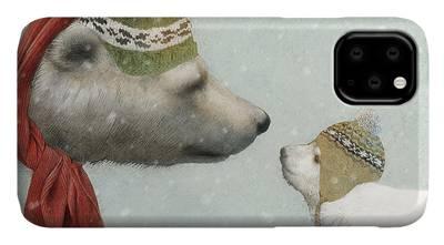 Polar Bear iPhone Cases