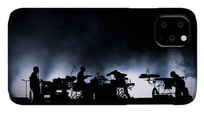 Concert Photographs iPhone Cases