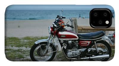 Motorcycle Crewneck Sweatshirt Red Lobster Ocean Coast Sea Life