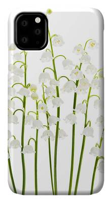 Lilies Of The Valley iPhone Cases