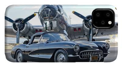 Designs Similar to 1957 Chevrolet Corvette