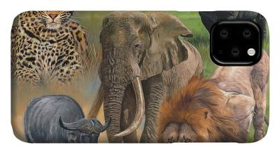 Designs Similar to Africa's Big Five