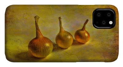 Onion Photographs iPhone Cases