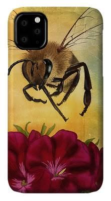 Honey Bee iPhone Cases