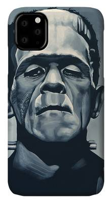 Frankenstein's Monster iPhone Cases