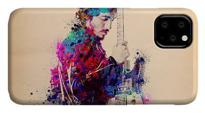 Music Rock N Roll The Boss iPhone Cases