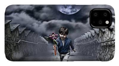 Allegories iPhone Cases
