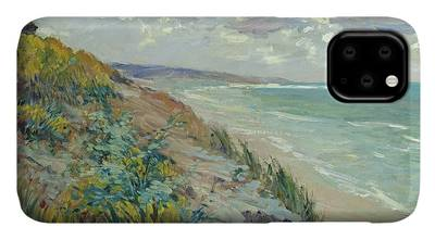 On The Beach iPhone Cases