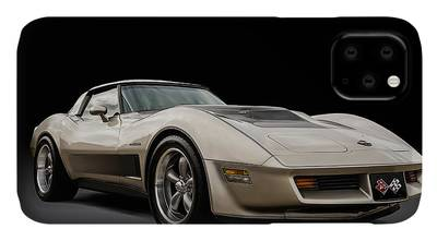 C3 Corvette iphone case