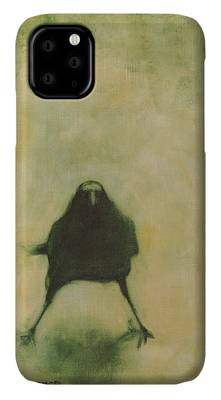 Whispers in the Pumpkin Patch iPhone 11 case
