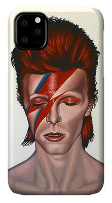 Glam Paintings iPhone Cases