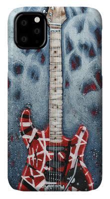 Van Halen Music Rock And Roll iPhone Cases