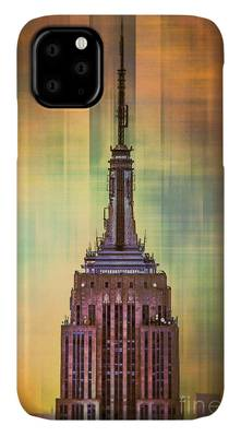 Skyscrapers iPhone Cases