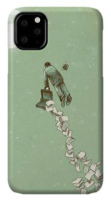 Flying iPhone Cases