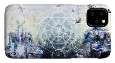 Metatron iPhone Cases
