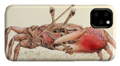 Fiddle iPhone Cases