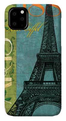 La Tour Eiffel iPhone Cases